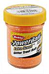 Berkley Power Bait flouro orange glitter Forellen-Teig