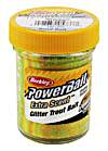 Berkley Power Bait Rainbow glitter Forellen-Teig