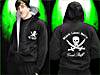 Black Label Baits Zipper Hoodie