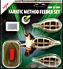 Carp Zoom Fanatic Method Feeder Set