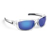 Fox Rage Sunglasses Wraps Frame Clear / Brown-Blue