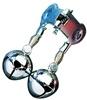 Jenzi Doppel-Aal-Glocke mit Klemmfeder