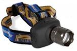 Lineaeffe LED Kopflampe 3 Watt mit einstellbarem Lichtstrahl