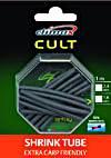 Climax Cult Shrink Tube schwarz 2,4mm Schrumpf-Schlauch