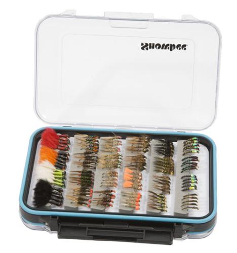 snowbee waterproof fly box fliegenboxen verschiedene gr en ebay. Black Bedroom Furniture Sets. Home Design Ideas